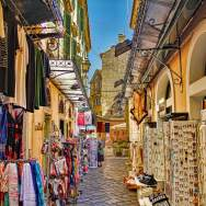 Corfu Town - Corfu Island - Reveal Greece